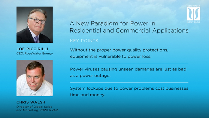 A New Paradigm for Power in Residential and Commercial Applications: The Next Generation of Energy Ep.5